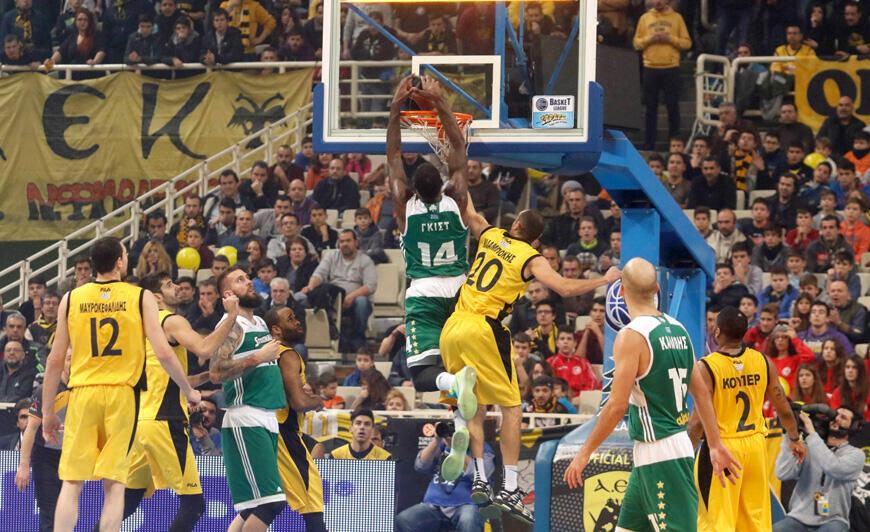 Αποτέλεσμα εικόνας για αεκ παο μπασκετ